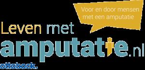 Logo leven met amputatie