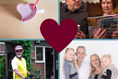 4 keer liefde op Valentijnsdag