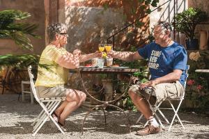 Ervaringsdeskundige Jan op vakantie met prothese