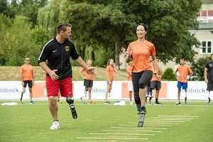 Ottobock Running Clinic met Heinrich Popow